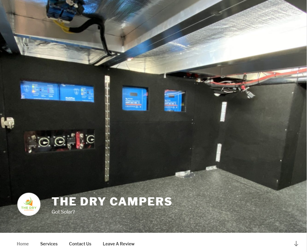 The Dry Campers Site